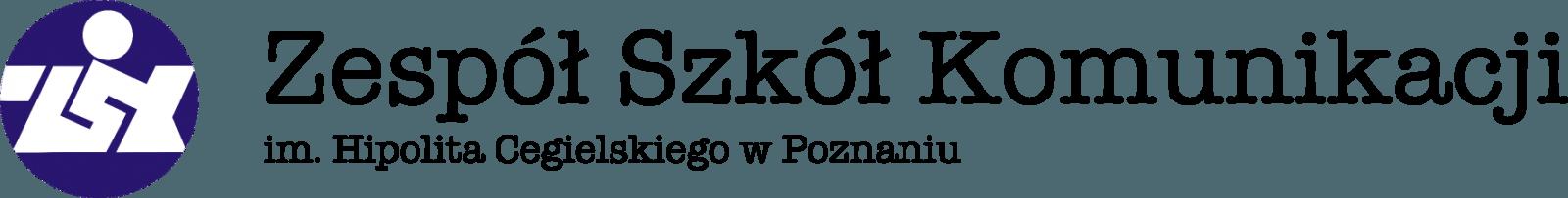 Logo Zespołu Szkół Komunikacji